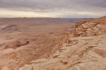 Negev mountain view