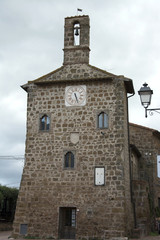 Sovana, Grosseto, Toscana, Italia