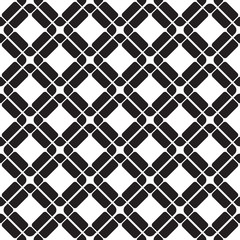 Seamless vector geometric tile texture pattern.