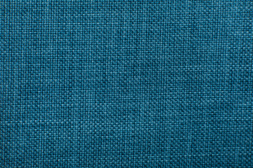 Soft blue textile as background
