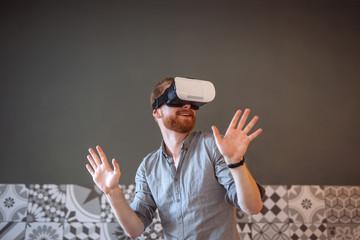 Virtual world just got real!
