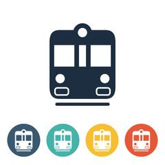 Transportation Icons - Train