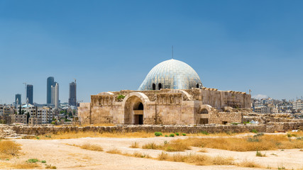 Umayyad Palace at the Amman Citadel