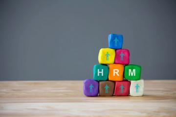 HRM,Human Resource Management , business teamwork