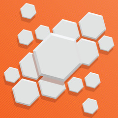 gray_hexagons_on_orange