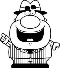Cartoon Mobster Idea