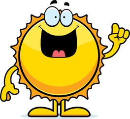 Cartoon Sun Idea