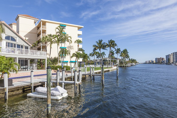 Pompano Beach Waterfront, Florida