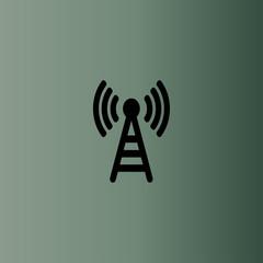 WIFI Icon. flat design