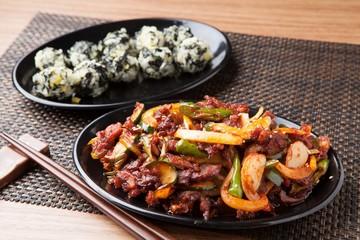 pork riceball a.k.a Onigiri