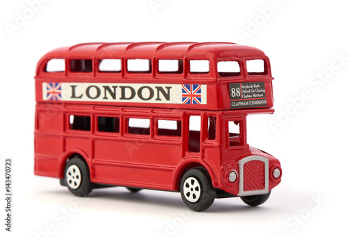 red london bus toy souvenir stockfotos und lizenzfreie. Black Bedroom Furniture Sets. Home Design Ideas