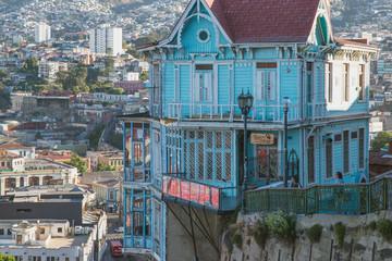 Paseo 21 de Mayo, Valparaiso, Chile