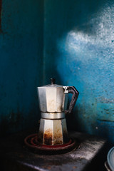 Homemade cooking in Vinales, Cuba