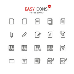 Easy icons 13a Docs