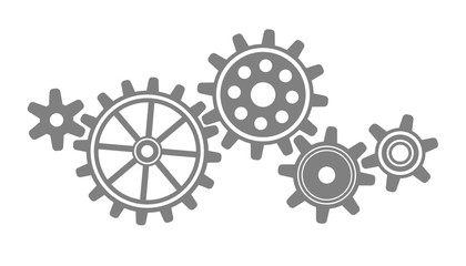 COGS / GEARS icons