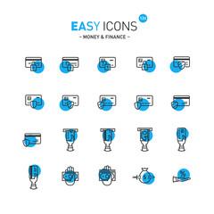 Easy icons 12d Money