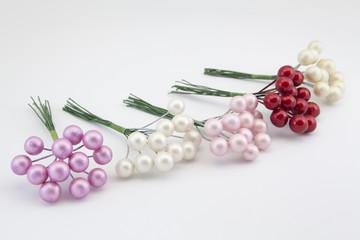 Artificial decorative tiny bouquets