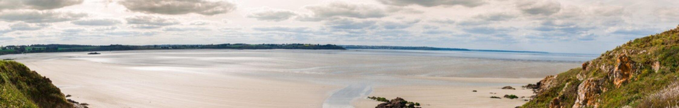 Panorama Baie Saint Brieuc