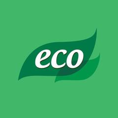 logo vector eco