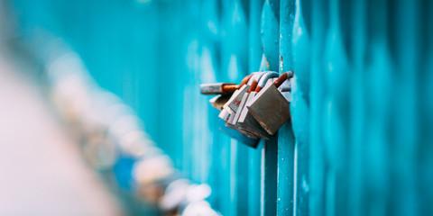 Love's locks!