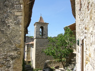 Provence Church, France