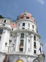 Negresco Hotel, Nice, France