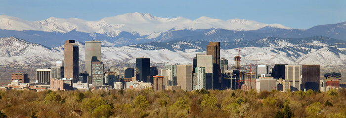 Downtown of Denver, Colorado