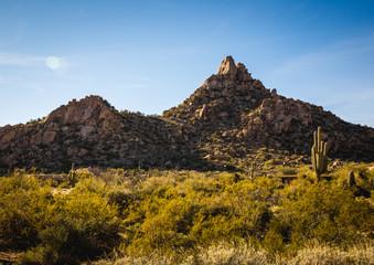 Pinnacle Peak in Scottsdale, Arizona