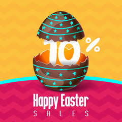 Easter sales, season offers and discounts