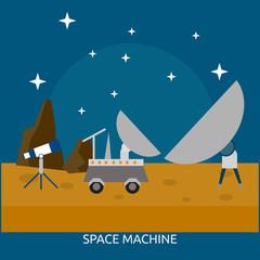 Space Machine Conceptual Design