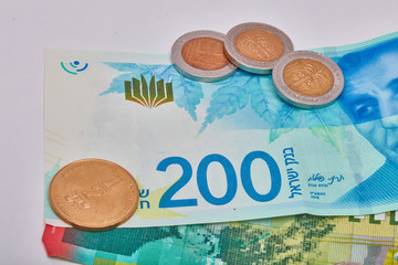 Israeli currency