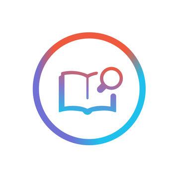 Line App Design Three Colors