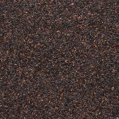 Pile of black rice