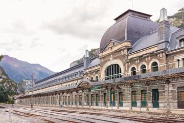 Canfranc International Railway Station