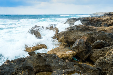 surf the Mediterranean Sea