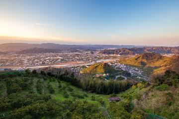 みかんの丘からの眺望