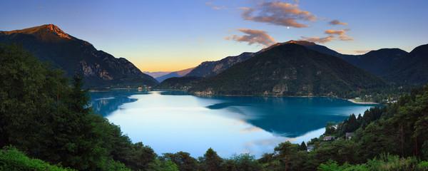 Lago di Ledro, Alps Italy