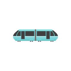 Flat icon - Tram