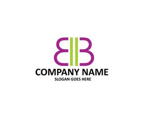 Twin B Letter Logo