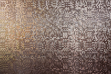 Mosaic tiles texture.