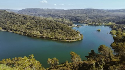 Lac de Carcès - Var - France