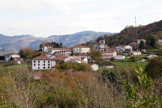 Zugarramurdi village