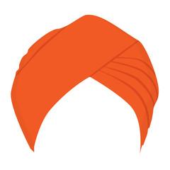 Turban headdress vector