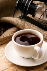 Foto op Plexiglas Chocolade hot coffee , 따뜻한 커피, 아메리카노