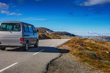 Fototapete - Mountains travel