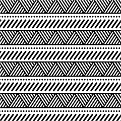 triangular background. black and white design. vector illustration design