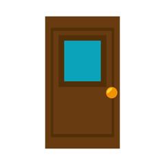 store door isolated icon