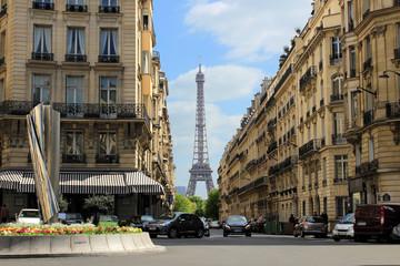 Place de Mexico - Paris