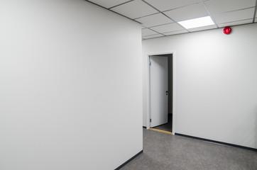 Empty room, interior