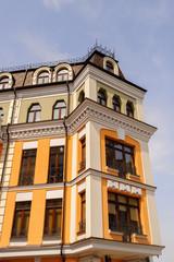 Architecture of Kiev, Ukraine